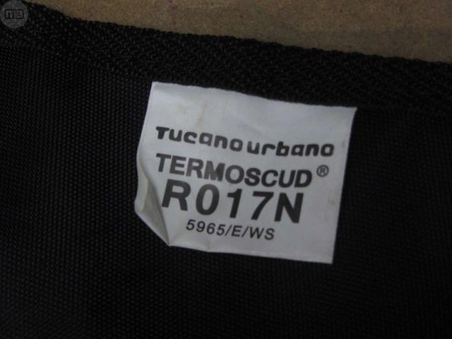 CUBREPIERNAS TUCANO TERMOSCUD R017N - foto 2