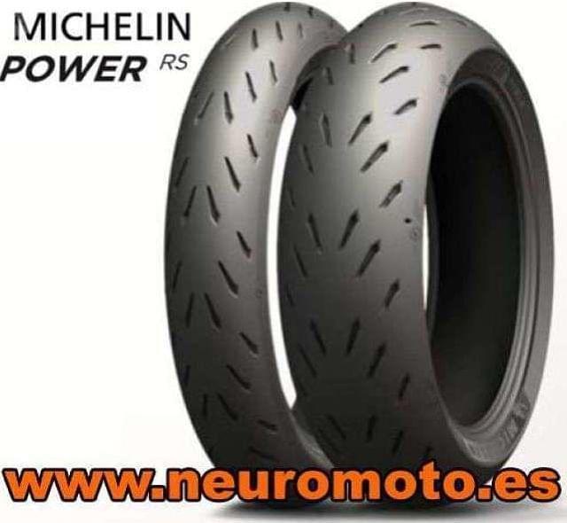 POWER RS MICHELIN - foto 1