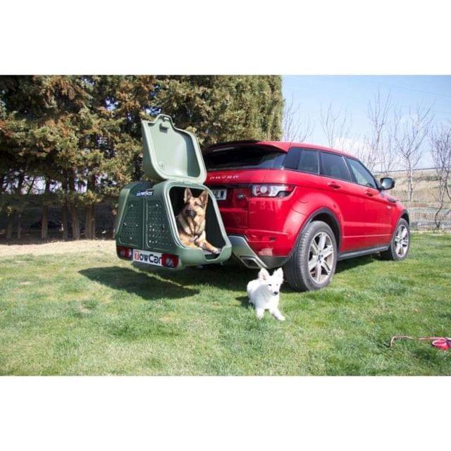 TOWBOX V2 DOG SOBRE BOLA PARA PERROS!! - foto 1