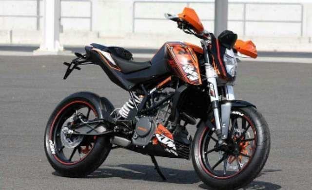 PEGATINAS KTM DUKE RC 125 200 390 - foto 4