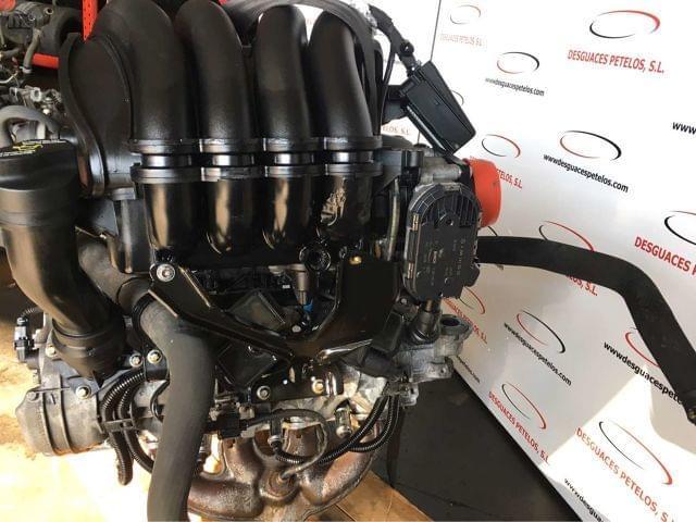 MOTOR MERCEDES A 150 GASOLINA - foto 1