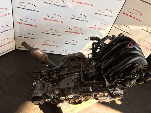 MOTOR MERCEDES A 150 GASOLINA - foto 2