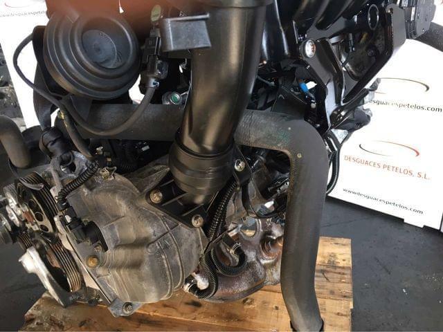 MOTOR MERCEDES A 150 GASOLINA - foto 3