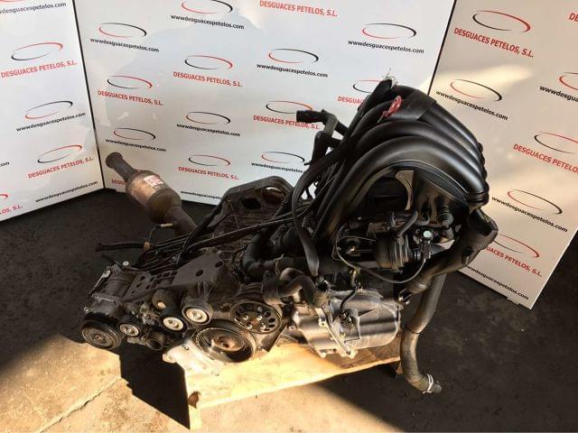 MOTOR MERCEDES A 150 GASOLINA - foto 5