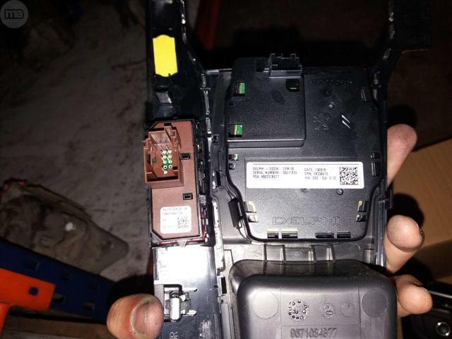 CONTROL NAVI PEUGEOT 508 9802378577 - foto 2
