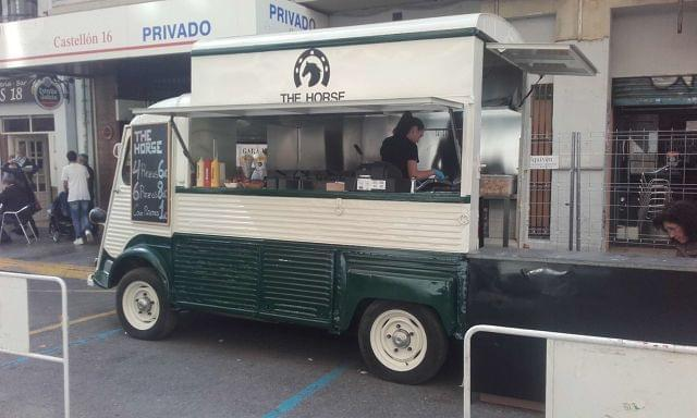 ALQUILER FURGONETA FOOD TRUCK - foto 2
