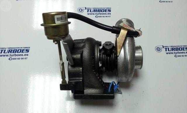 TURBO VW LT 2. 8TDI(125/130CV)703325, GT22 - foto 2