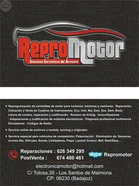 CUADRO PEUGEOT 1496274080 501021630051 - foto 4