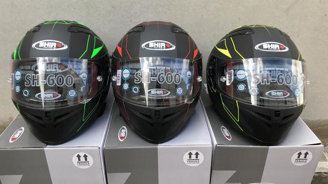 CASCO SHIRO SH-600 ELITE  INTEGRAL - foto 2