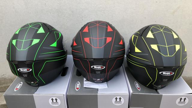 CASCO SHIRO SH-600 ELITE  INTEGRAL - foto 3