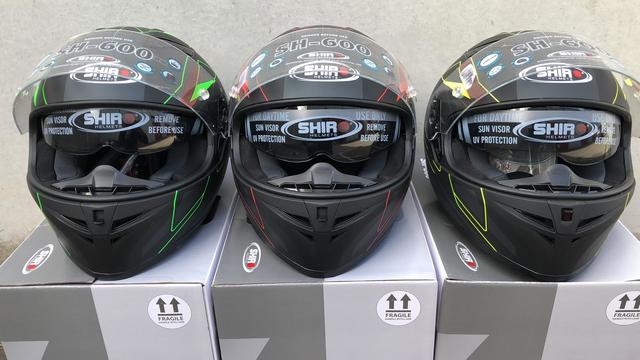 CASCO SHIRO SH-600 ELITE  INTEGRAL - foto 5