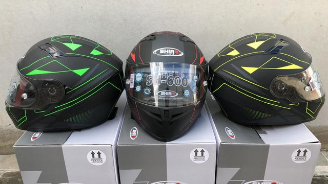 CASCO SHIRO SH-600 ELITE  INTEGRAL - foto 1