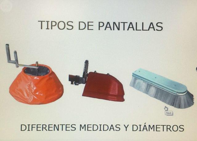 PANTALLAS HERBICIDA - foto 1