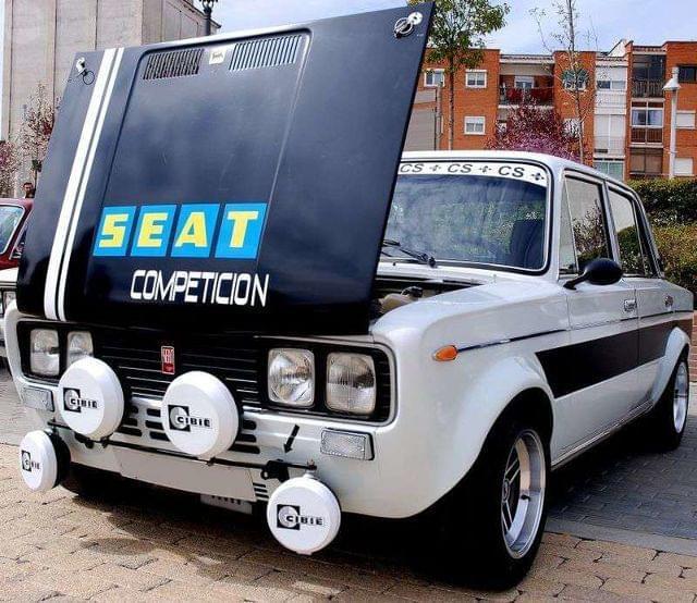 ALETINES REDONDOS PARA SEAT 124 Y 1430
