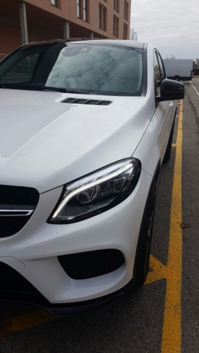 MERCEDES-BENZ - CLASE GLE COUPE GLE 350 D 4MATIC - foto 2