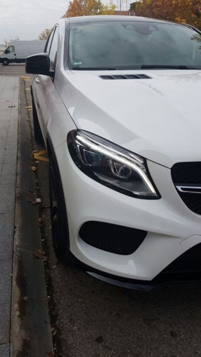 MERCEDES-BENZ - CLASE GLE COUPE GLE 350 D 4MATIC - foto 3