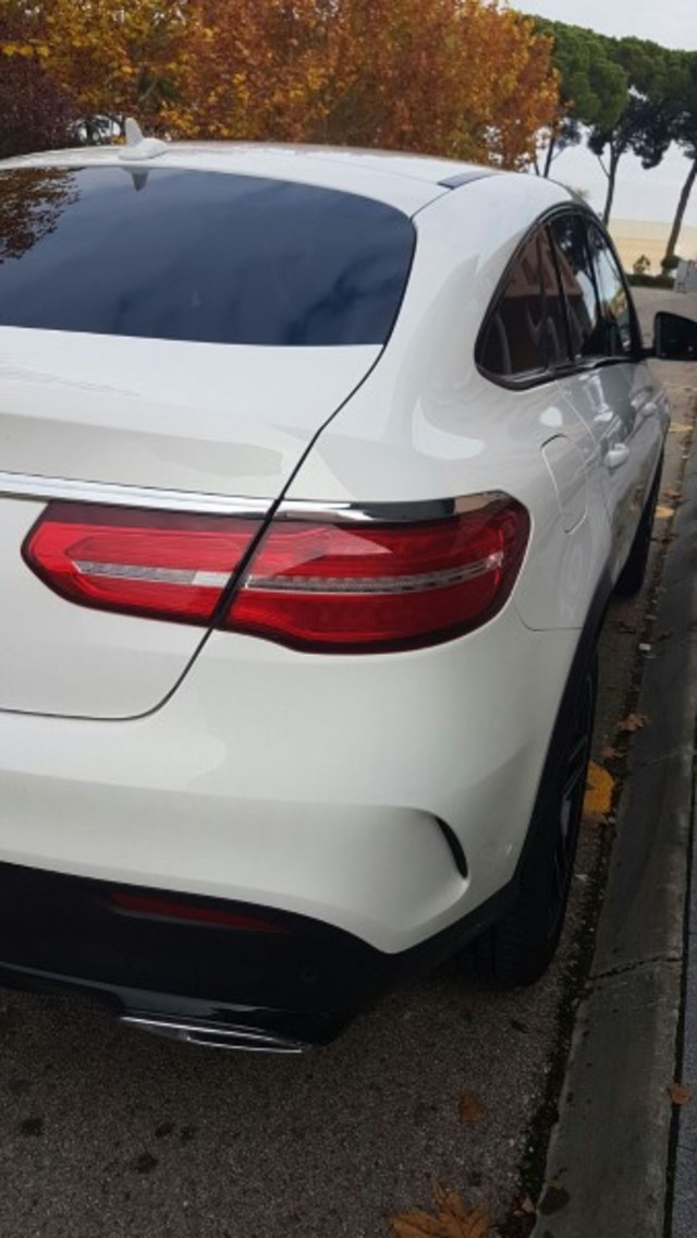 MERCEDES-BENZ - CLASE GLE COUPE GLE 350 D 4MATIC - foto 5