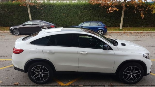 MERCEDES-BENZ - CLASE GLE COUPE GLE 350 D 4MATIC - foto 6