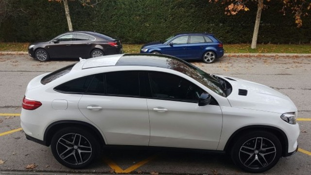 MERCEDES-BENZ - CLASE GLE COUPE GLE 350 D 4MATIC - foto 7
