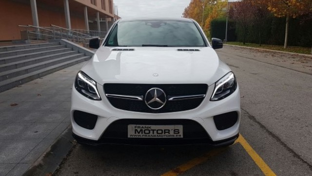 MERCEDES-BENZ - CLASE GLE COUPE GLE 350 D 4MATIC - foto 8
