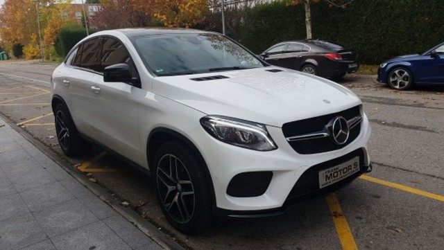 MERCEDES-BENZ - CLASE GLE COUPE GLE 350 D 4MATIC - foto 9