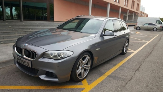 BMW - SERIE 5 530D TOURING - foto 4