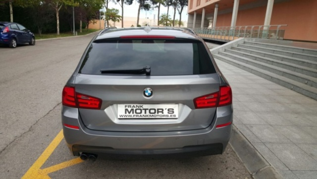 BMW - SERIE 5 530D TOURING - foto 8