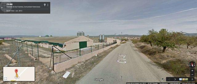 POLIGONO 33 - CRTRA.  LOS ISIDROS - foto 1