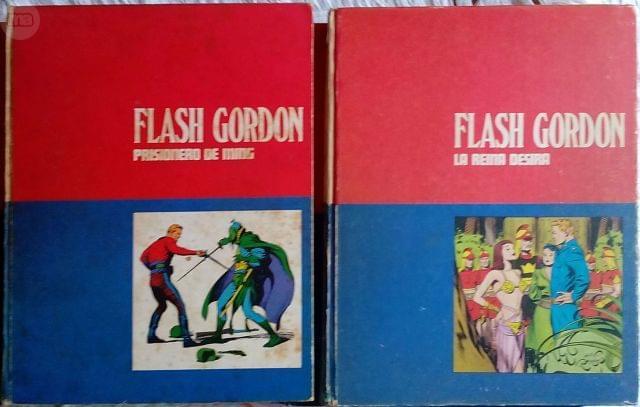 FLASH GORDON  TOMOS 01,  02,  1 Y 2 (1971) - foto 3
