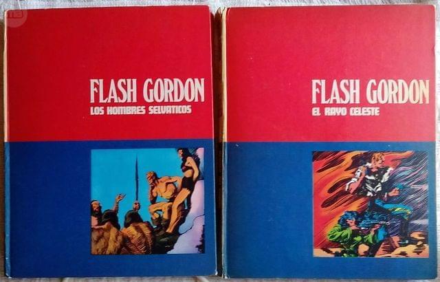 FLASH GORDON  TOMOS 01,  02,  1 Y 2 (1971) - foto 4