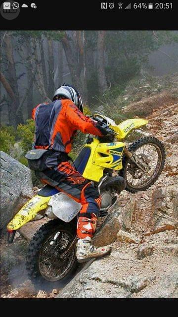 COMPRO MOTOS OFF ROAD ENDURO CROSS  QUAD - foto 1