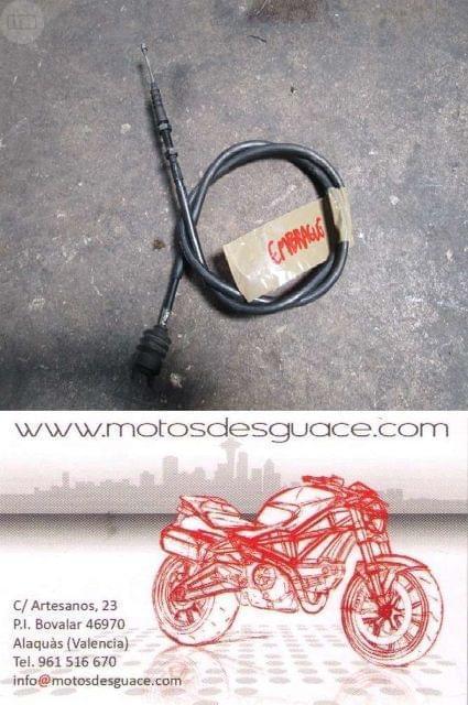CABLE DE EMBRAGUE YAMAHA XT 660 R  05 - foto 1