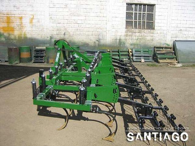 SEMICHISEL AGRICOLA SANTIAGO - foto 1