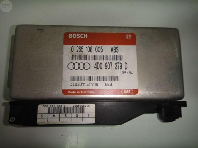 ABS AUDI A4 0265108005/4D0907379 D - foto 1