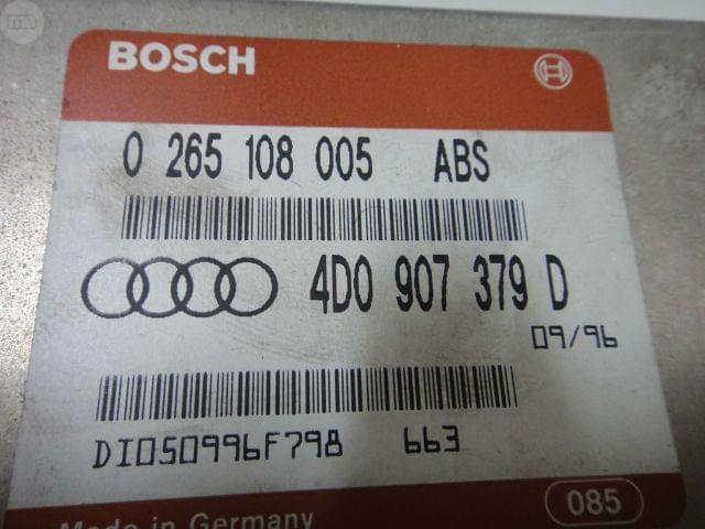 ABS AUDI A4 0265108005/4D0907379 D - foto 2