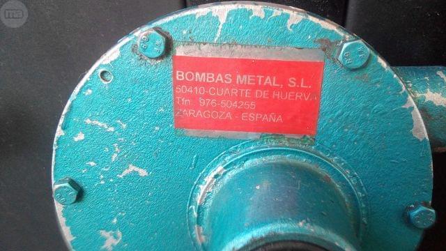 BOMBA DE LÍQUIDOS MANUAL - foto 1