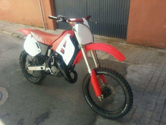 HONDA - DESPIECE HONDA CR 125 - foto 1
