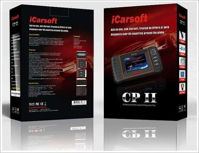 ICARSOFT CP II PARA CITROEN / PEUGEOT - foto 1