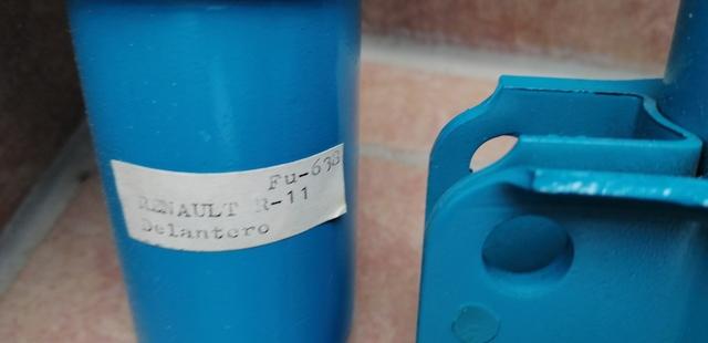 SUSPENSION NUEVA RENAULT 9 11 - foto 2