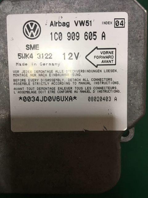 VW 1C0909605A 1C0 909 605 A 1CO909605A