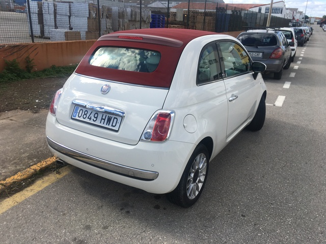FIAT - 500C - foto 1