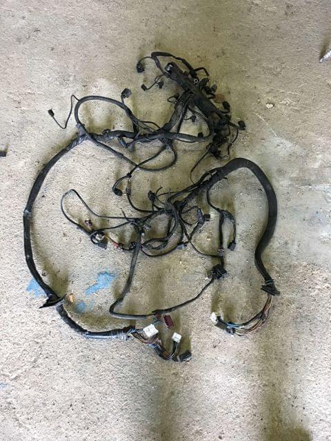 CABLE DE MOTOR MERCEDES BENZ W220 - foto 1