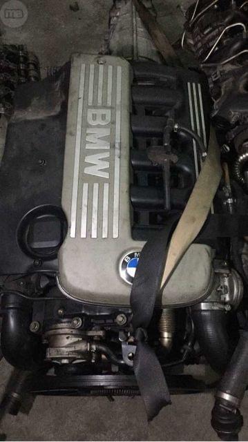 MOTOR BMW 306D1 3. 0D - foto 1
