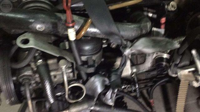 MOTOR BMW 306D1 3. 0D - foto 2