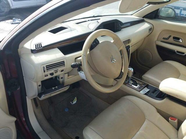 DESPIECE CITROEN C6 INTERIOR BEIGE - foto 3