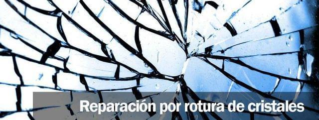 REPARACIÓN DE CRISTALES ROTOS