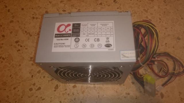 FUENTE ALIMENTACION PC QORI ATX 500 WATT