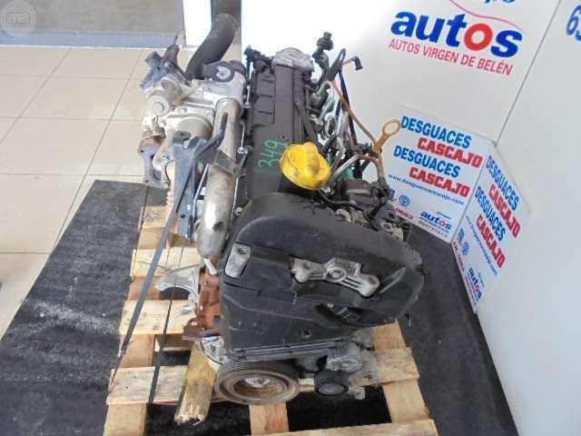 MOTOR RENAULT KANGOO 1. 5 K9K V7 - foto 2