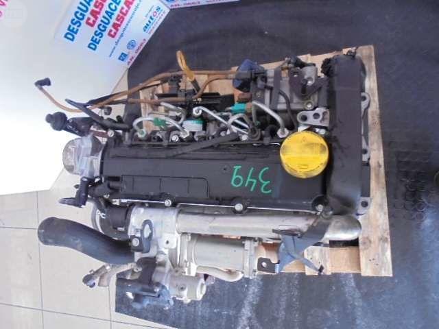 MOTOR RENAULT KANGOO 1. 5 K9K V7 - foto 3