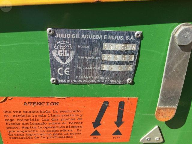 SEMBRADORA GIL 3, 5 M - foto 2